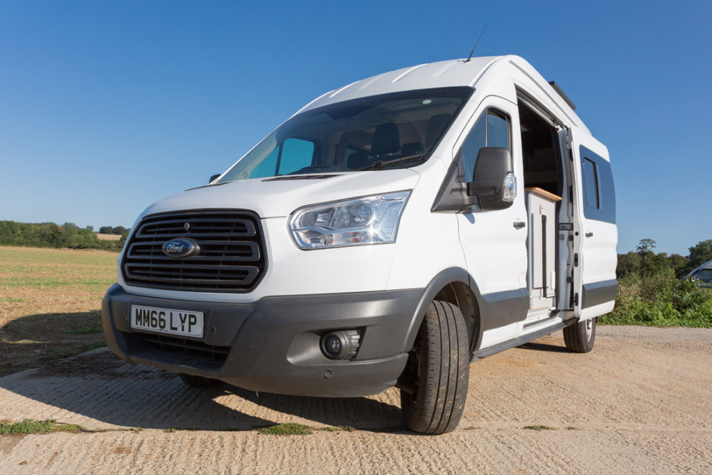 `Ford Transit Conversion Love Campers Timbuktu