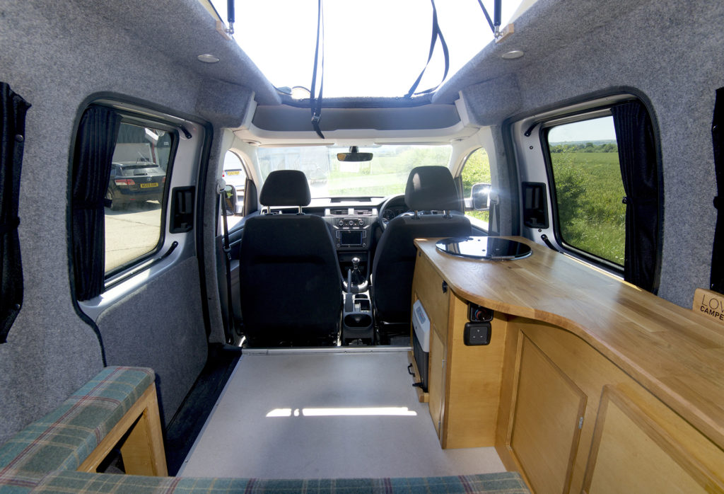 Vw Caddy Love Campers