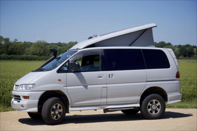 Mitsubishi Delica Campervan
