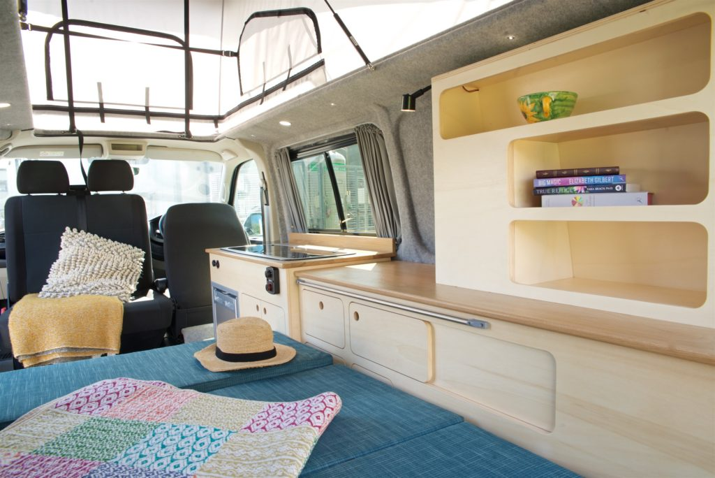 Vw Transporter campervan conversion